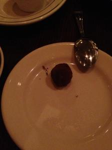 Chocolate Peppermint Truffle