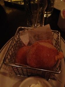 Sweet Potato Doughnuts