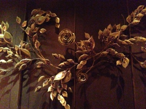 Awesome Flower Wall Sculpture