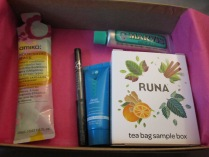 Inside of Birchbox