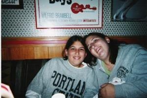 Danit and Rachel