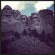 Beautiful Mount Rushmore