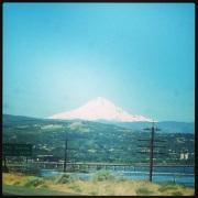 Beautiful Mount Hood